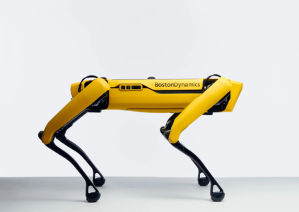 Четвероногий робот Boston Dynamics Spot поступил в продажу по цене от $74500