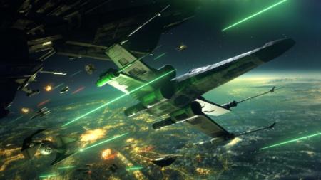 Electronic Arts анонсировала космоэкшен Star Wars: Squadrons с многопользовательскими сражениями на космических истребителях