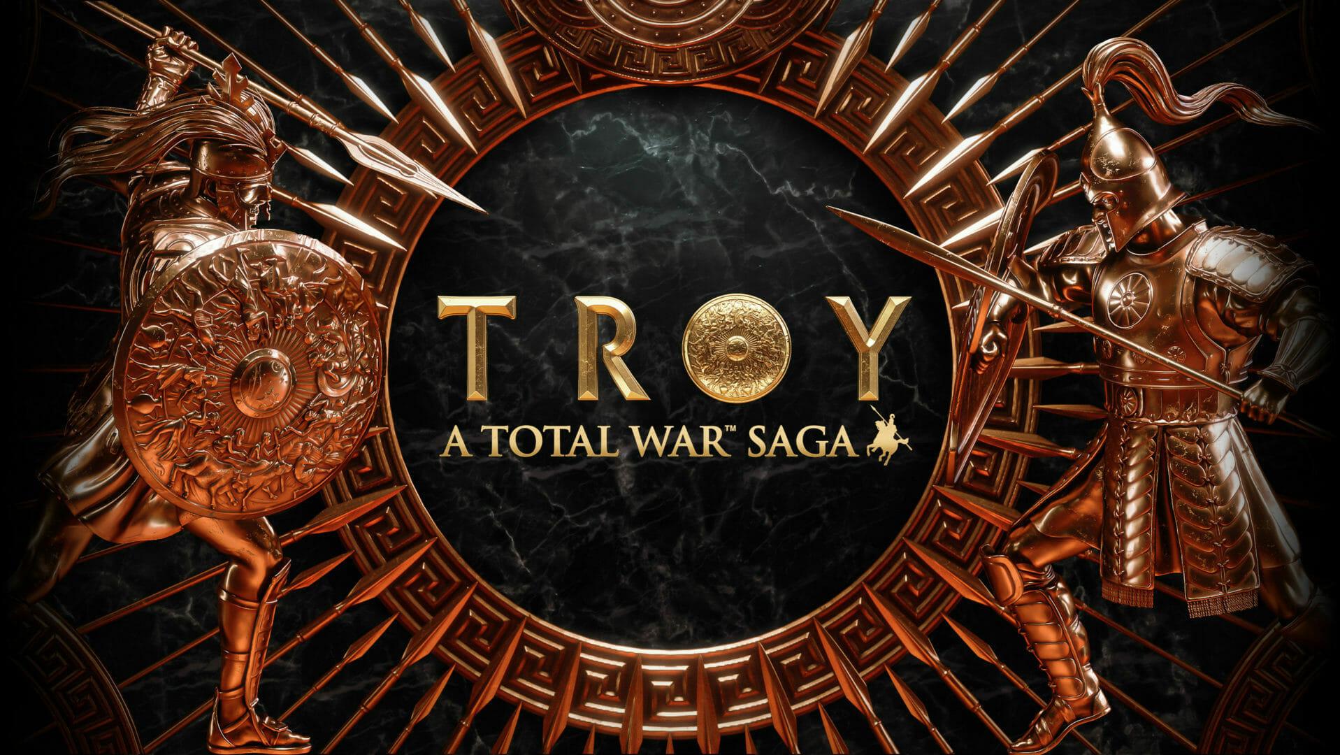В день премьеры игры Total War Saga: Troy ее можно будет получить бесплатно в магазине Epic Games Store [трейлер]
