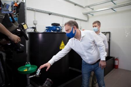 Экология столицы: Уже через два года «Киевводоканал» планирует отказаться от жидкого хлора для очистки воды и перейти на современные безопасные реагенты