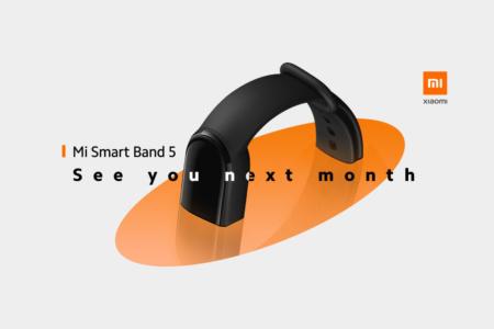 Официально: Xiaomi представит международную версию фитнес-браслета Mi Band 5 уже в июле, она получит название Mi Smart Band 5 и (скорее всего) поддержку NFC-платежей