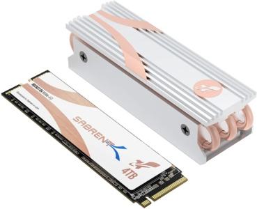 Sabrent снова первый. Емкость NVMe-накопителя Sabrent Rocket Q4 с интерфейсом PCIe 4.0 составляет 4 ТБ
