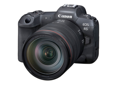 Canon анонсировала беззеркальную камеру EOS R5: запись видео 8K/30p и 4K/120p, серийная съёмка до 20 к/с и цена $3900