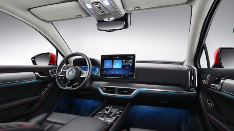 Китайцы провели в Норвегии презентацию электрокроссовера BYD Tang EV с запасом хода 500 км, первые покупатели получат свои экземпляры уже в январе 2021 года