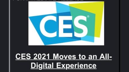 Выставка CES 2021 будет проходить в «полностью цифровом формате»