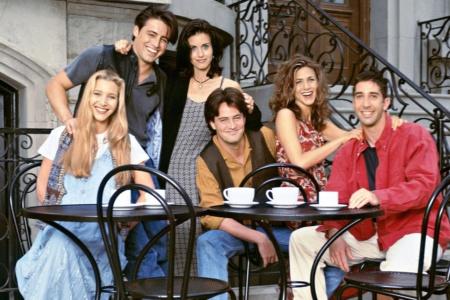 Самый популярный сериал на новой стриминговой платформе HBO Max — «Друзья», на третьем месте идет «Теория Большого взрыва»