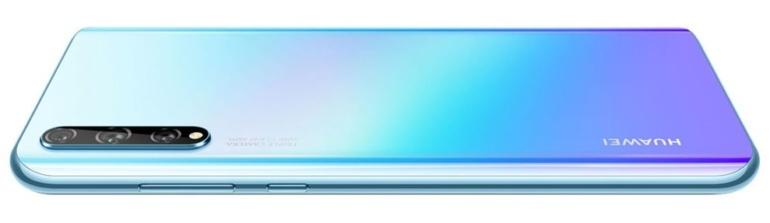 В Украине скоро стартуют продажи среднебюджетного смартфона Huawei P smart S с OLED дисплеем и ценой от 5800 грн