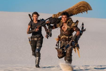 Фантастический боевик Monster Hunter / «Охотник на монстров» с Миллой Йовович в главной роли перенесли с 4 сентября 2020 года на 23 апреля 2021 года