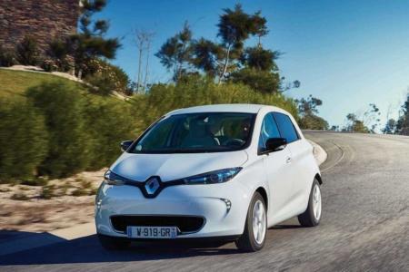 Renault преодолела отметку в 300 тыс. проданных электромобилей, причем только во Франции приобрели более 100 тыс. Renault Zoe