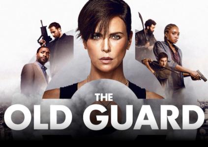 Рецензия на боевик The Old Guard / «Бессмертная гвардия»