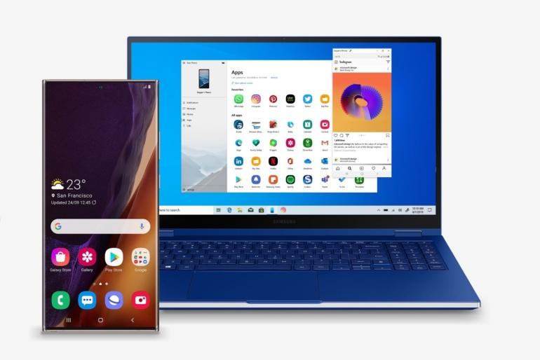Запуск приложений Android на Windows 10 и специальная версия Xbox Game Pass. Microsoft и Samsung расширяют сотрудничество