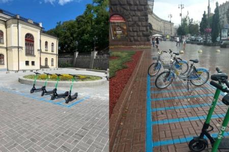 Bikenow направив Bolt «ноту протесту» — клієнти залишають електросамокати на станціях муніципального велопрокату