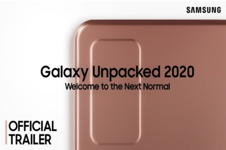 Главные новинки и анонсы презентации Samsung Unpacked 2020: Galaxy Note20, Z Fold2, Tab S7, Buds Live, Watch 3