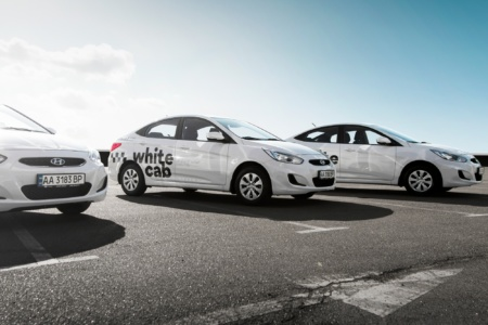 Додаток для виклику таксі Cab оновив тарифи: комфорт-клас стає доступнішим