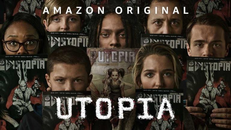 """Первый трейлер фантастического сериала Utopia / """"Утопия"""" от Amazon и Гиллиан Флинн - автора """"Исчезнувшей"""" и """"Острых предметов"""""""