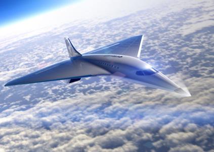 Virgin Galactic представила концепт сверхзвукового самолёта, способного достигать скорости 3 Маха