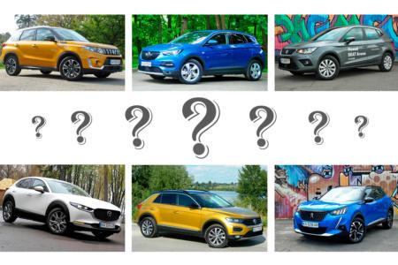 Гид покупателя: ТОП-6 моделей B/C-SUV за $20-35 тыс. – «Японцы» vs «Европейцы»