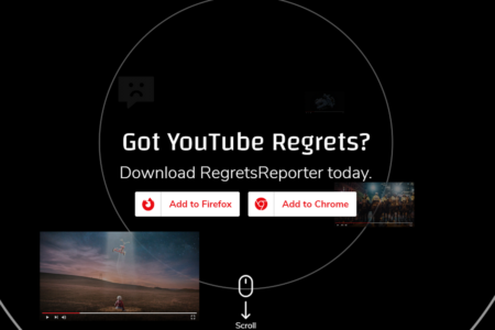 Mozilla создала RegretsReporter — браузерное расширение, призванное «исправить» систему рекомендаций YouTube