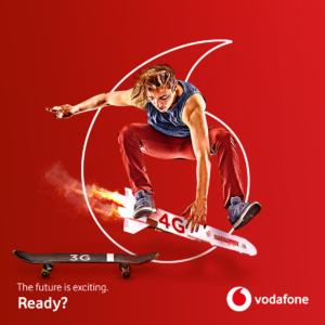 Оператор мобильной связи Vodafone заявил, что уже обеспечил 4G-покрытием 80% украинцев