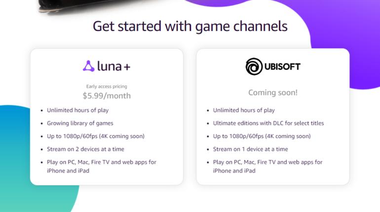 Облачный игровой сервис Luna, дрон-охранник со встроенной камерой и колонка-сфера Echo. Главные анонсы Amazon с сентябрьского шоу
