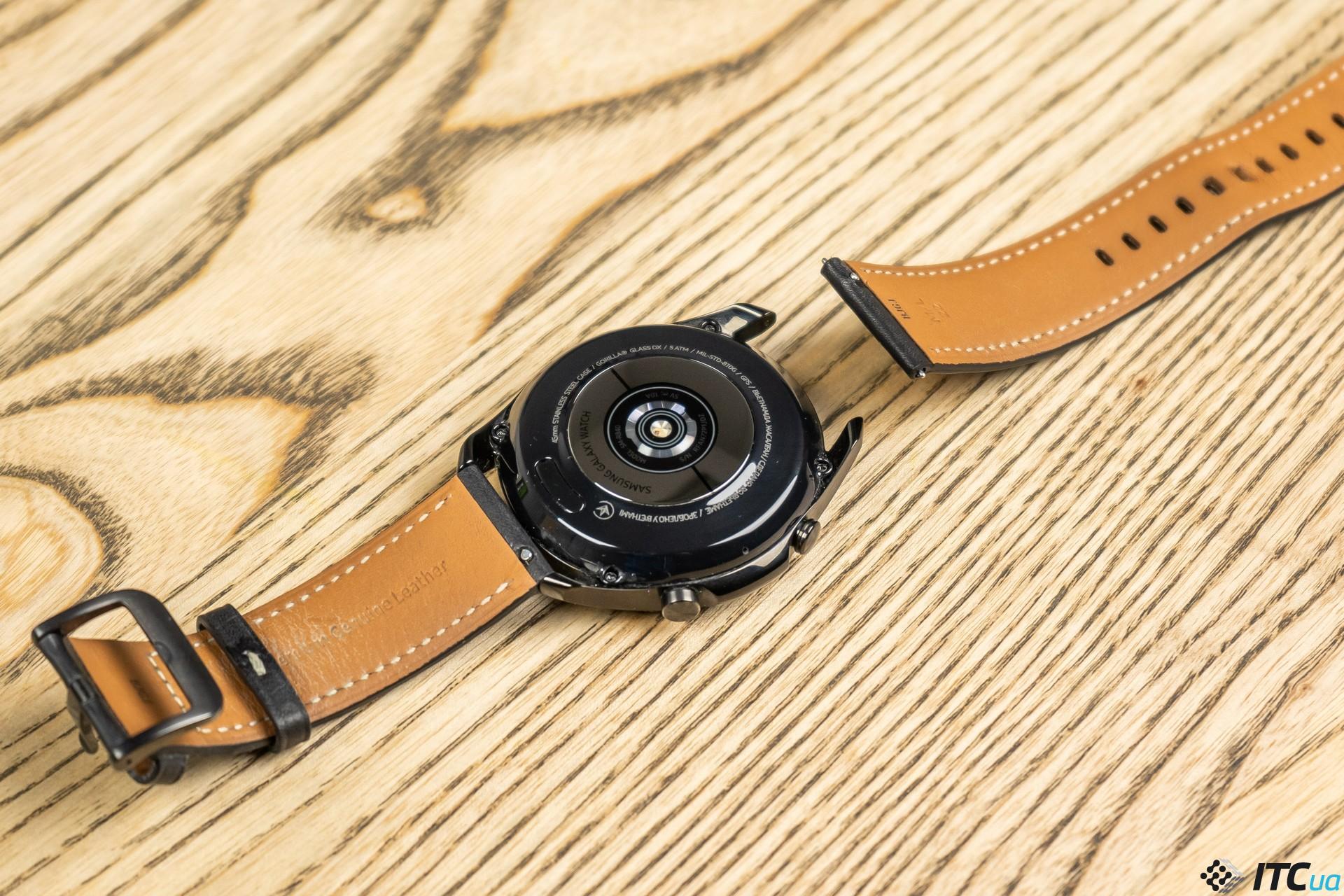 Обзор Galaxy Watch3