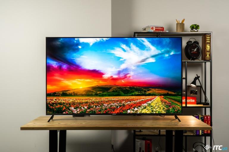 Обзор телевизора AIWA JU65DS700S