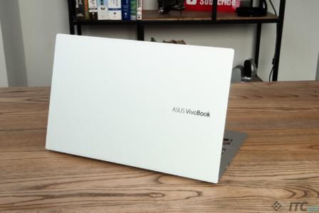 Обзор ноутбука ASUS VivoBook S15 M533I