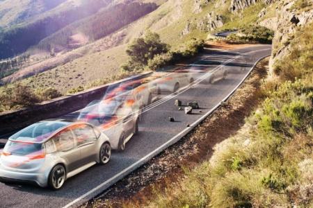 Электронной системе автомобильной безопасности ESP исполнилось 25 лет, впервые ее применили в Mercedes-Benz S-Class