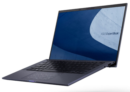 Ноутбуки ASUS VivoBook и ExpertBook перешли на процессоры Intel Tiger Lake