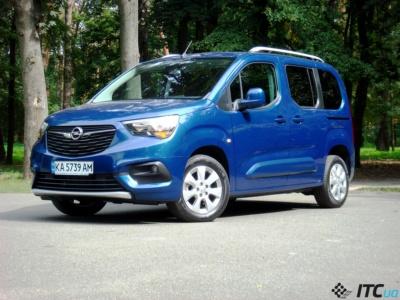 Тест-драйв Opel Combo Life: ТОП-5 вопросов и ответов