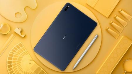 Huawei MatePad 5G – улучшенная модификация планшета MatePad 10.4 с чипсетом Kirin 820, поддержкой 5G и ценой $785