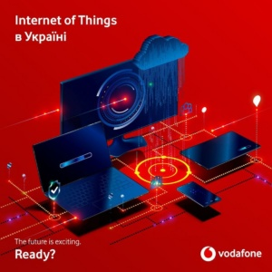 Vodafone Украина запустил сервис «Умный учет водоснабжения» на базе собственной сети NB-IoT