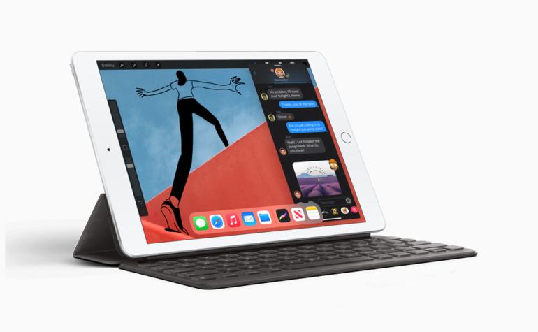Apple анонсировала iPad 8-го поколения с более производительным процессором и ценой $329