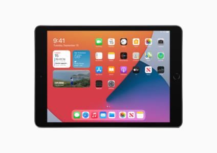 Apple анонсировала iPad 8-го поколения с более производительным процессором A12 Bionic и ценой $329