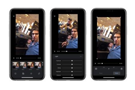 Приложение Google Photos для iOS получило улучшенный видеоредактор с фильтрами и кадрированием
