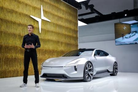 Концепт электромобиля Polestar Precept настолько понравился прессе и публике, что его превратят в серийную модель