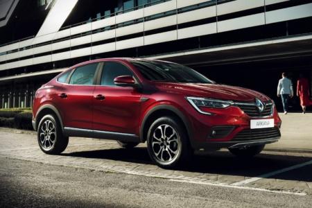 «ЗАЗ» будет собирать кроссовер Renault Arkana, объявлены комплектации и стоимость модели для украинского рынка — от 497 тыс. грн [видео]