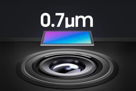 Samsung создала квартет новых сенсоров для камер смартфонов с размером ячейки 0,7 мкм — 32, 48, 64 и 108 Мп