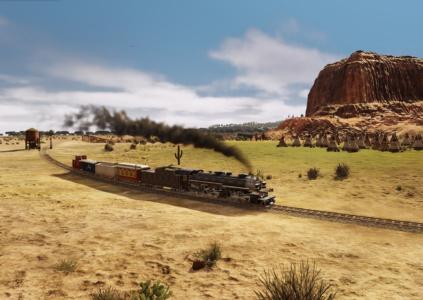 В Epic Games Store бесплатно раздают Railway Empire и Where The Water Tastes Like Wine