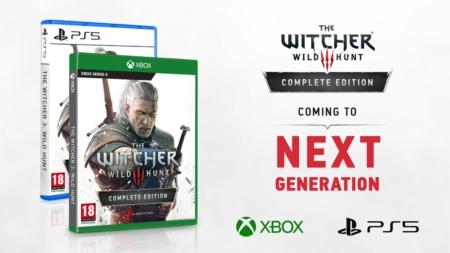 CD Projekt RED выпустит обновленный «Ведьмак 3: Дикая Охота» для ПК, Xbox Series X и PlayStation 5 (он будет бесплатным для владельцев предыдущей версии)