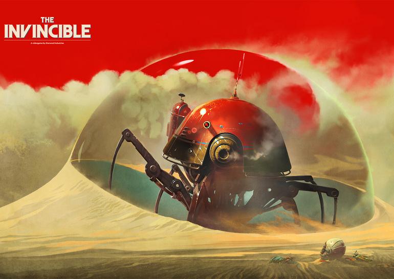Представлена The Invincible, фантастическая игра по мотивам романа Станислава Лема
