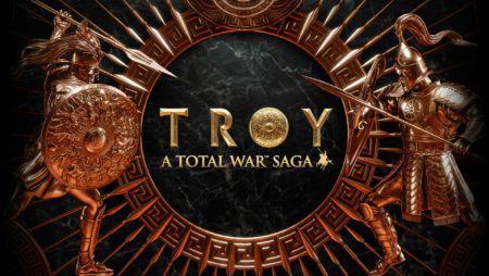 Total War Saga: Troy — бились данаи с троянами всею их ратью