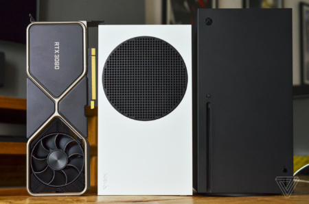 Вот он — гейминг нового поколения. Рассматриваем GeForce RTX 3080/3090 и Xbox Series S/X в деталях