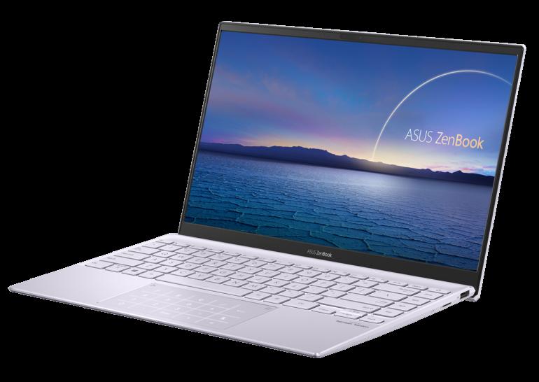 В Украине начинаются продажи ультрапортативного ноутбука ASUS ZenBook 14 (UM425) с процессорами AMD Ryzen и автономностью до 22 часов