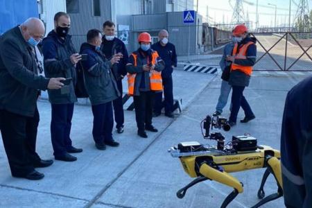 Робот-собака от Boston Dynamics обследовал локации захоронения радиоактивных отходов в Чернобыле. Собранные им данные позволят обновить карты распределения радиационного загрязнения