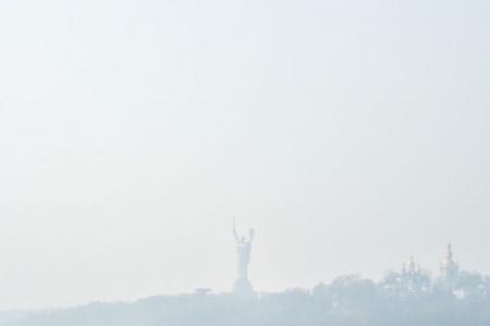 Хуже только в Дели. Киев оказался на втором месте в мире по уровню загрязненности воздуха