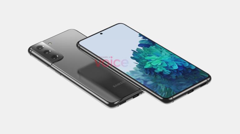 Вот так, с большой долей вероятности, будет выглядеть новое поколение флагманов Samsung Galaxy S, чей анонс ожидается в январе 2021 года