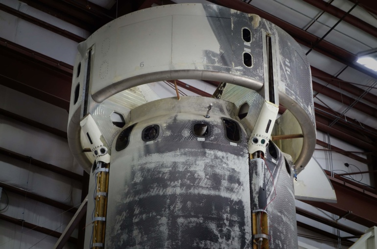 Blue Origin уже седьмой раз успешно запустила и приземлила одну и ту же ракету New Shepard