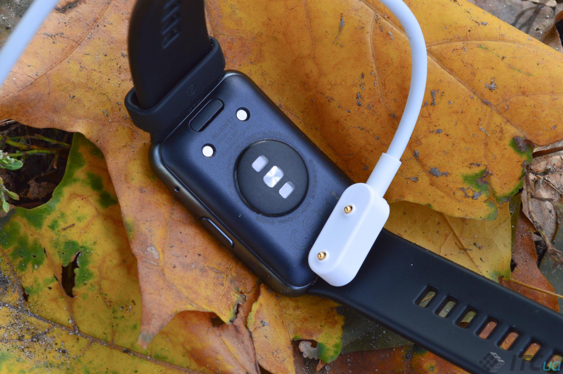 Обзор Huawei Watch Fit