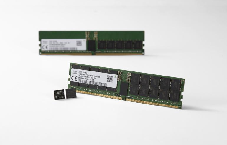 У SK Hynixготова «первая в мире» память DDR5 DRAM